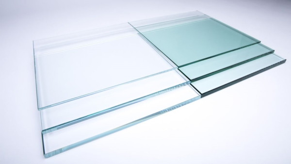 15mm Low Iron Annealed Glass Difference