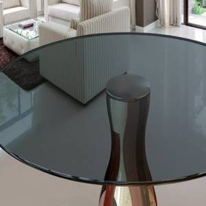 Buy Glass image of 10mm Anti-Sun Tinted Toughened Glass with free delivery