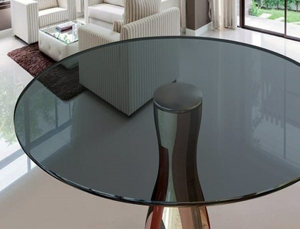 Buy Glass image of 21.5mm Satinised Toughened Laminated Glass with free delivery