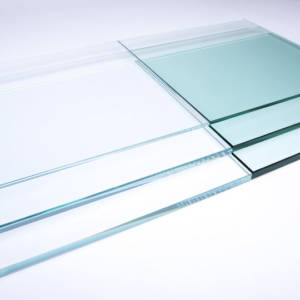 Buy Glass image of 10mm Low Iron Toughened Glass with free delivery