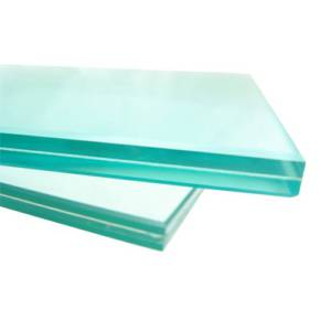 Buy Glass image of 11.5mm Toughened Laminated Glass with free delivery